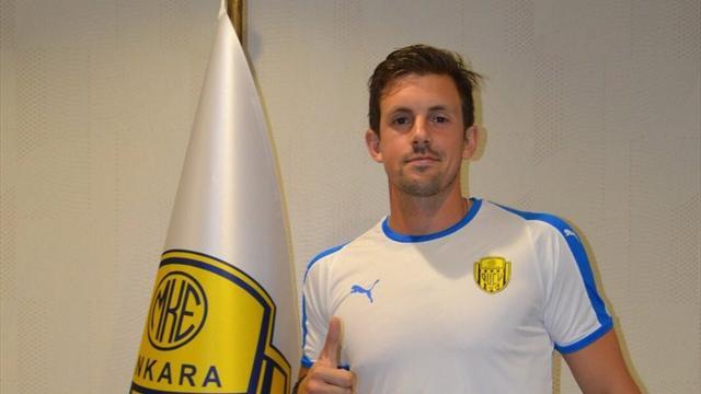 Johannes Hopf, Ankara içinde takım değiştirdi