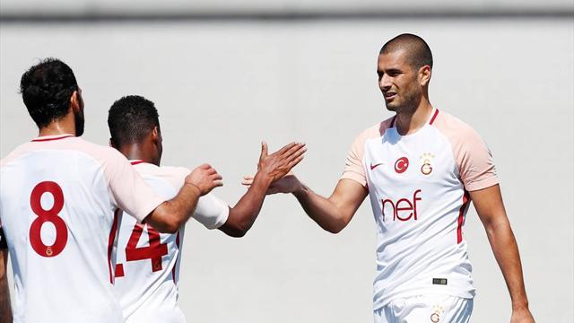 Galatasaray ilk hazırlık maçından galip ayrıldı