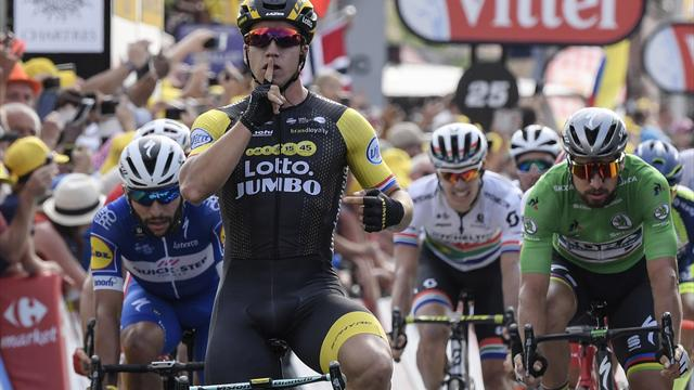 Tour 2018: Groenewegen gewinnt siebte Etappe - Degenkolb Sechster