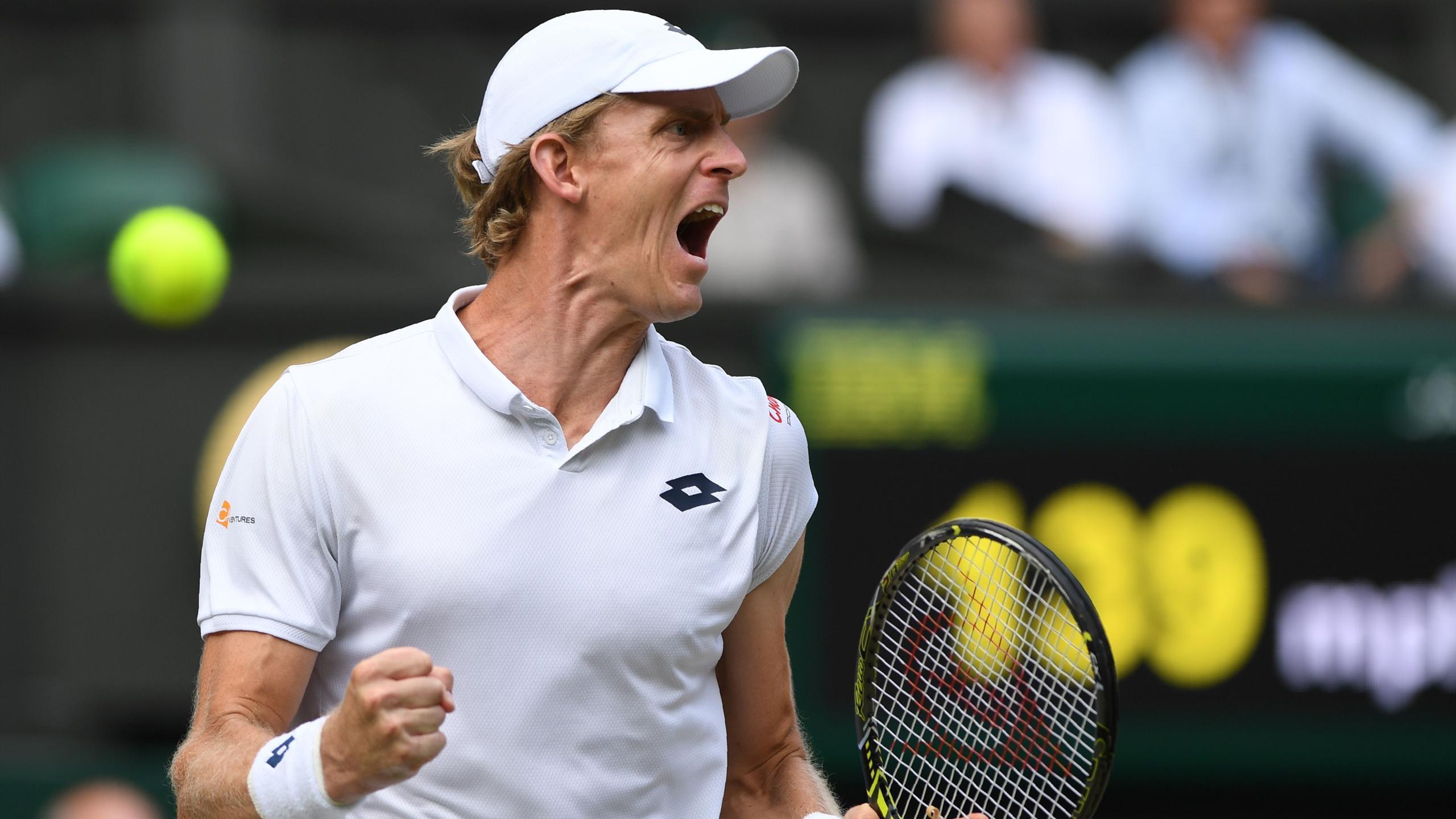 Теннис мужчины roland garros андерсон к робэр с