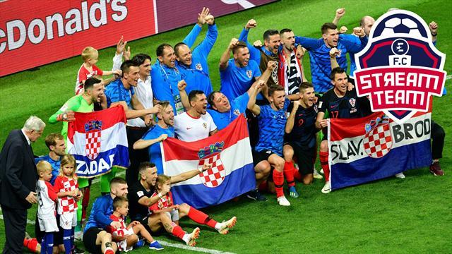"""""""La Croatie 2018 a beaucoup de points communs avec le Portugal 2016..."""""""
