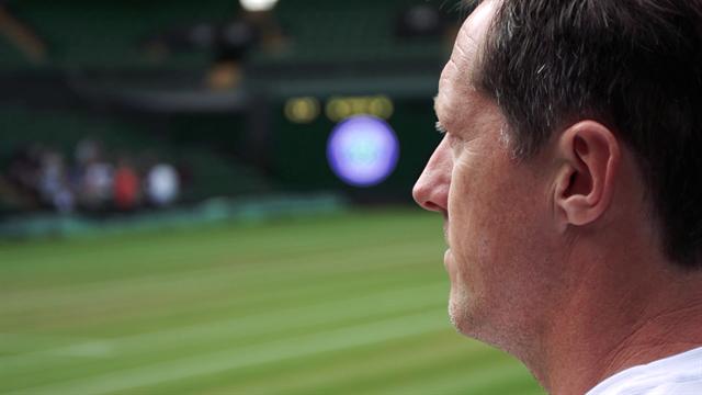 """Björkman om Wimbledons traditioner: """"Man har lärt sig att älska det"""""""