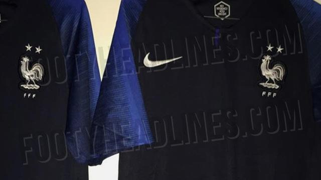 Tout est prêt : les Bleus ont déjà leur 2ème étoile sur le maillot !