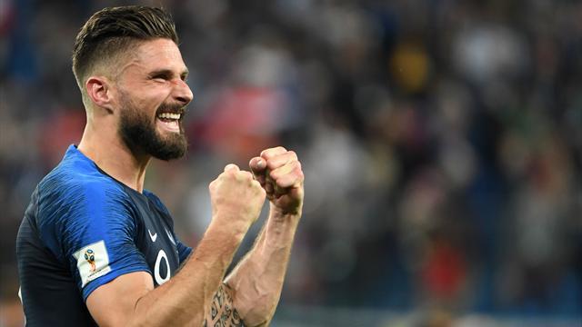 Giroud, bug, penalty : France-Croatie sera une sacrée dinguerie (c'est FIFA 18 qui le dit)
