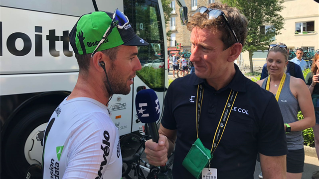 Mark Cavendish opens up over lack of speed in 'On Tour with Matt Stephens'