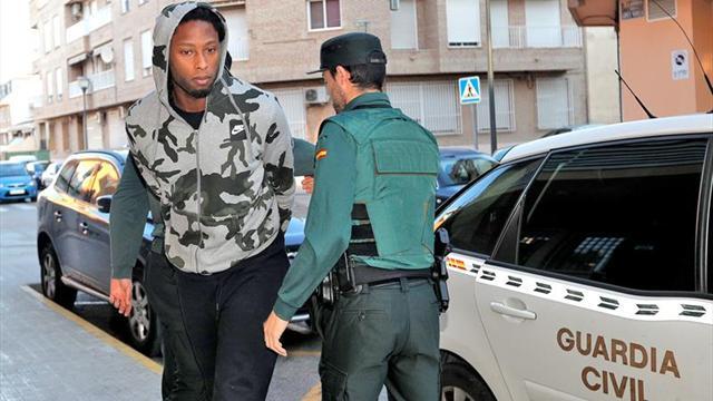 Rubén Semedo sale de la cárcel en libertad condicional con una fianza de 30.000 €