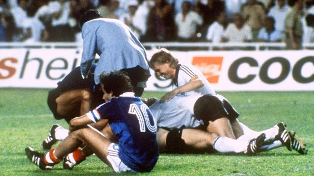 Historias Eurosport: Francia y la gloria tardía