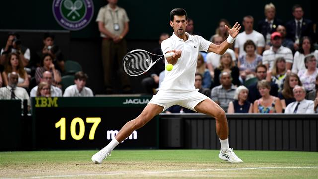 Djokovic führt gegen Nadal - dann wird abgebrochen