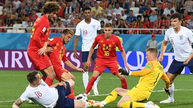 Eden Hazard encore désigné