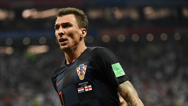 Mandzukic prend sa retraite internationale