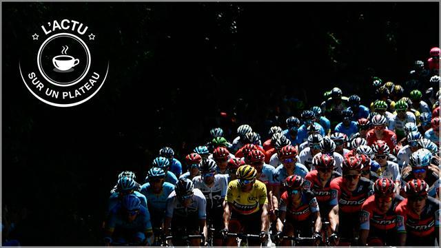 Interminable, 3e, régal, Tour de France, Mercato OM : l'actu sur un plateau