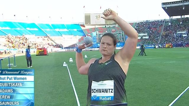 Diamond League: Schwanitz schon in EM-Form