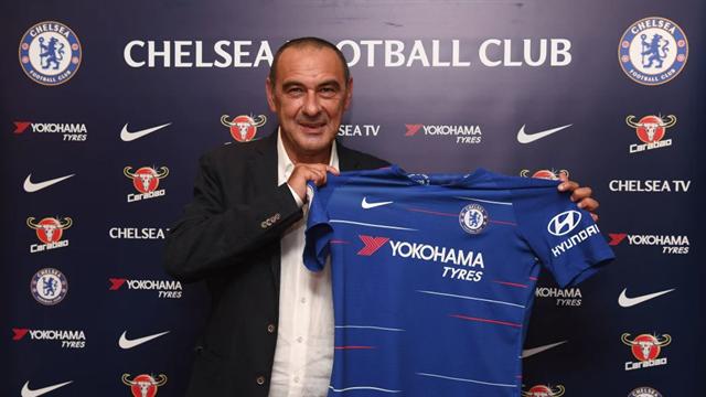 """Sarri è il nuovo allenatore del Chelsea: """"Giocheremo per vincere titoli come il club merita"""""""