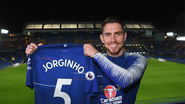 Chelsea beat City to land Jorginho in £57m deal