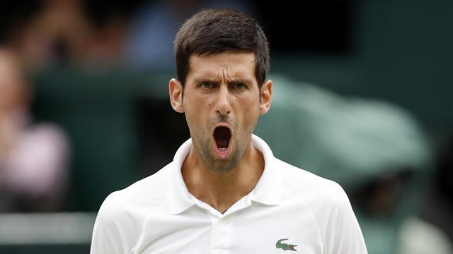 Djokovic pips Nadal in second longest Wimbledon semi-final ever