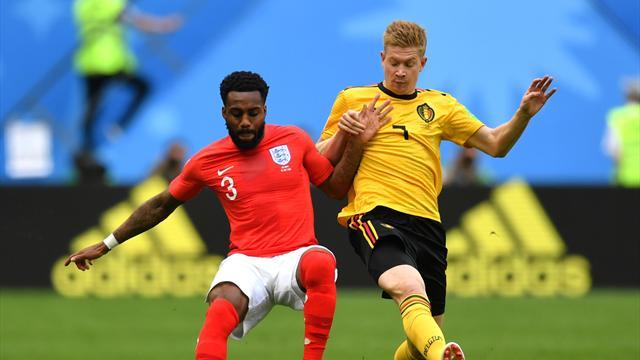 Spiel um Platz 3 Belgien - England: Hier seht Ihr die Highlights des WM-Spiels