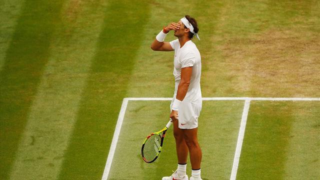 Nadal : «Il aurait peut-être été préférable de nous faire jouer en premier»