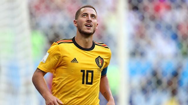 Spiel um Platz 3: Meunier und Hazard holen Belgien den Trostpreis