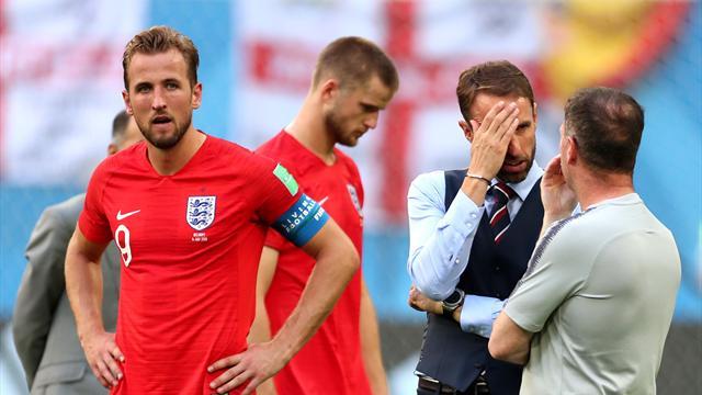 Только 3 команды проиграли на чемпионате мира по 3 матча – Панама, Египет и Англия