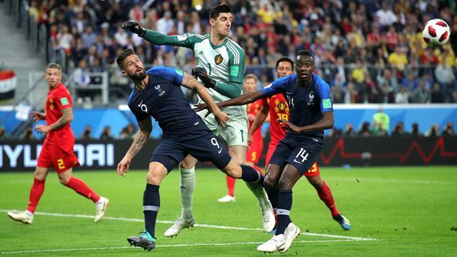 Première historique : la France et la Belgique en tête du classement FIFA... à égalité