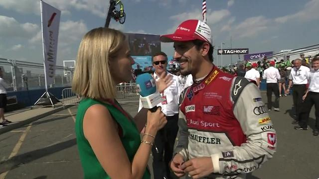 Di Grassi explains Code 100 after victory