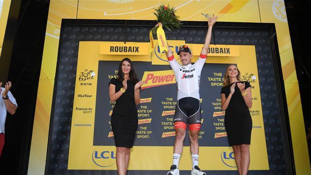 Alle deutschen Etappensieger der Tour-Geschichte