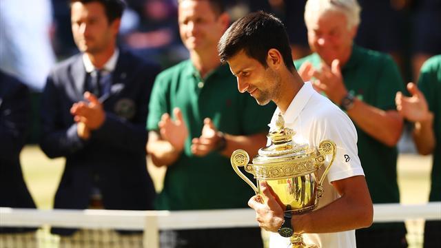 Wimbledon 2018 (Final), Anderson-Djokovic: La vuelta del hijo pródigo (2-6, 2-6 y 6-7 -3-)