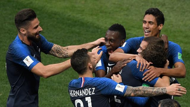 Spielplan WM 2018: So lief das Turnier bis zum Endspiel - alle Ergebnisse