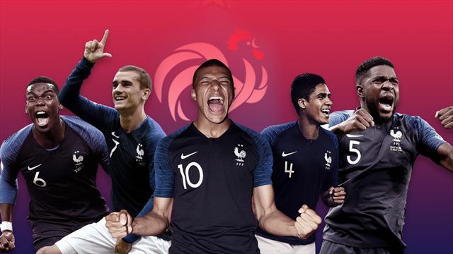 Mundial Rusia 2018: Las claves de por qué Francia es campeona del mundo