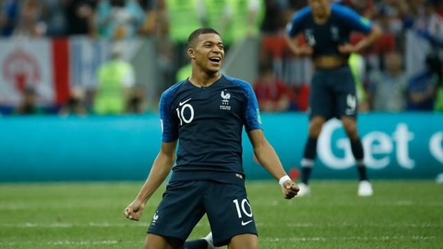 Mundial Rusia 2018: Mbappé, el joven con más talento que emula a Pelé