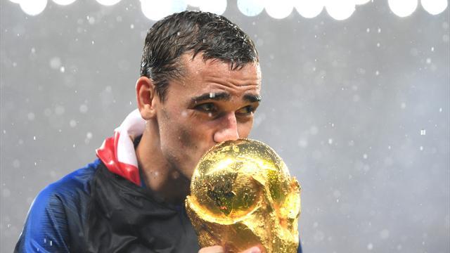 Le pagelle di Francia-Croazia 4-2: Mbappé stellare con Pogba e Griezmann, Modric stecca la finale