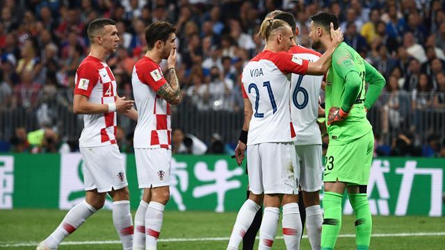 Hırvatistan mağlubiyete karşın gururlu