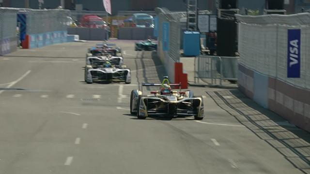 Vergne signs off season in style with Race 2 victory in New York