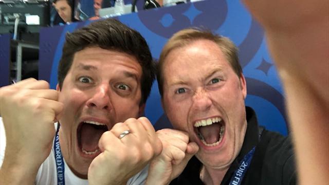 Les Bleus champions du monde : Nos envoyés spéciaux ont répondu à vos questions depuis Moscou
