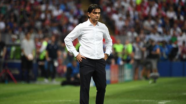 Dalic : «On n'accorde pas ce genre de penalty en finale»