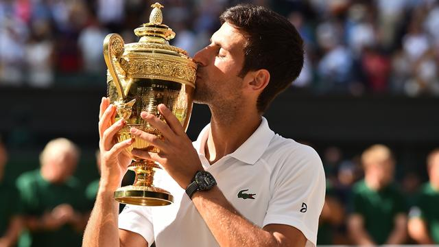 La minute Rolex : Djokovic, gazon béni