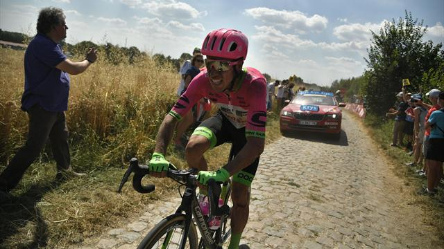 Third stage win for Sagan as Thomas retains yellow jersey