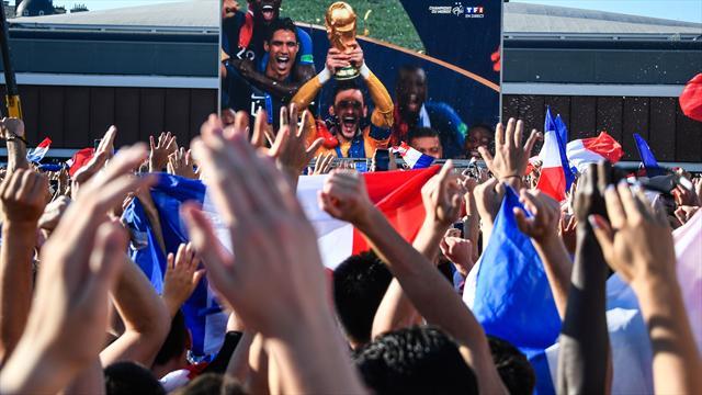 Dünya Kupası'na rekor takipçi