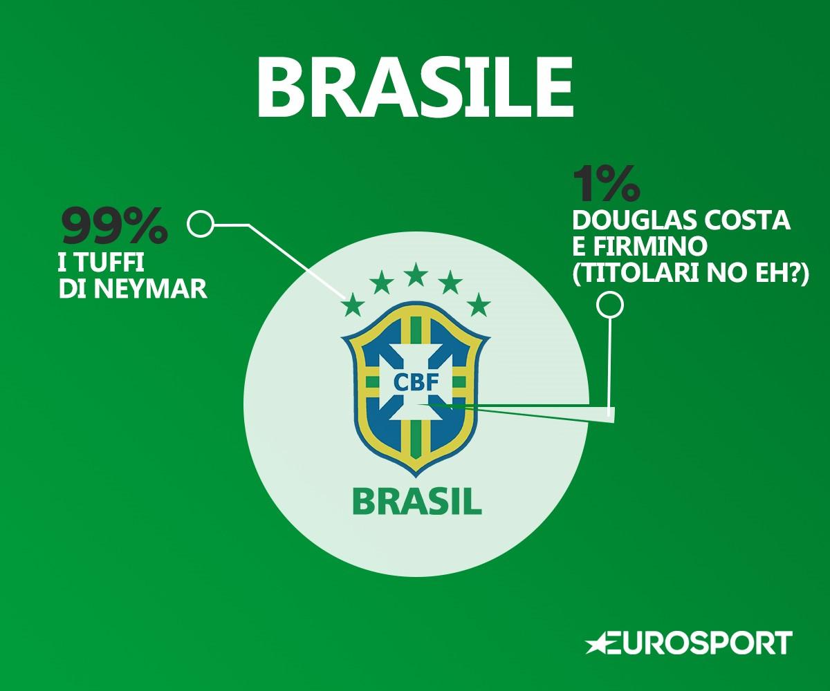 Il DNA del Brasile