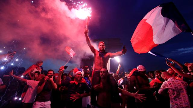 Paris subway changes names to honour World Cup champs