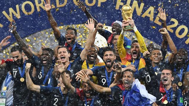 Frankreich gewinnt WM-Titel mit Multi-Kulti-Truppe