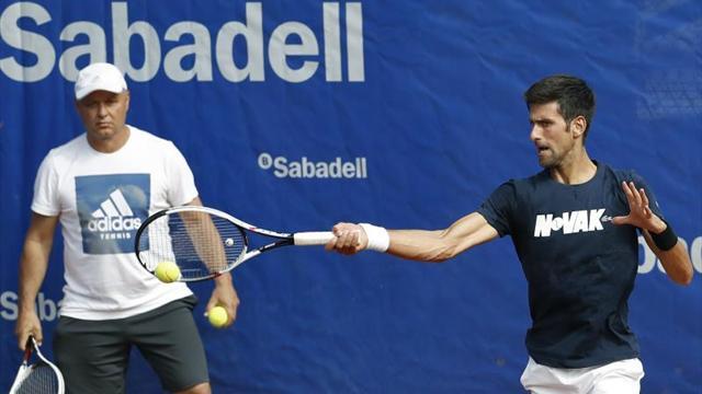 """Vajda, entrenador de Djokovic, admite que ganar Wimbledon fue una """"sorpresa"""""""