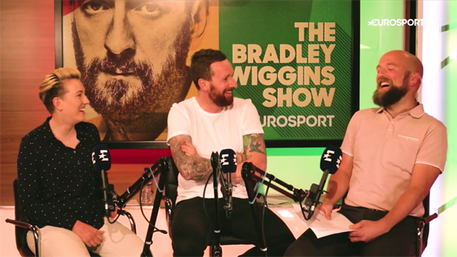 Beers on a rest day? Bradley Wiggins reveals what happens on the riders' day off