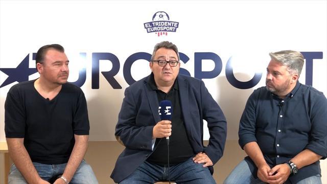 El Tridente Eurosport: Méndez, Uría y Castelló no coinciden ni sobre el Balón de Oro