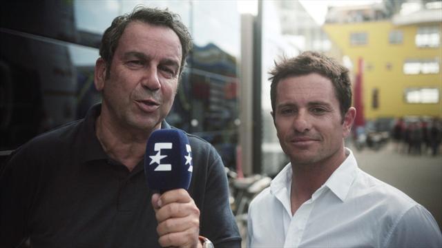 """Le debrief : """"Rossi a fait une belle course mais Marquez était imbattable"""""""
