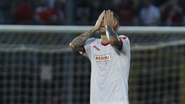 I fallimenti di Bari e Cesena insegnano: non basta Cristiano Ronaldo a risollevare il nostro calcio