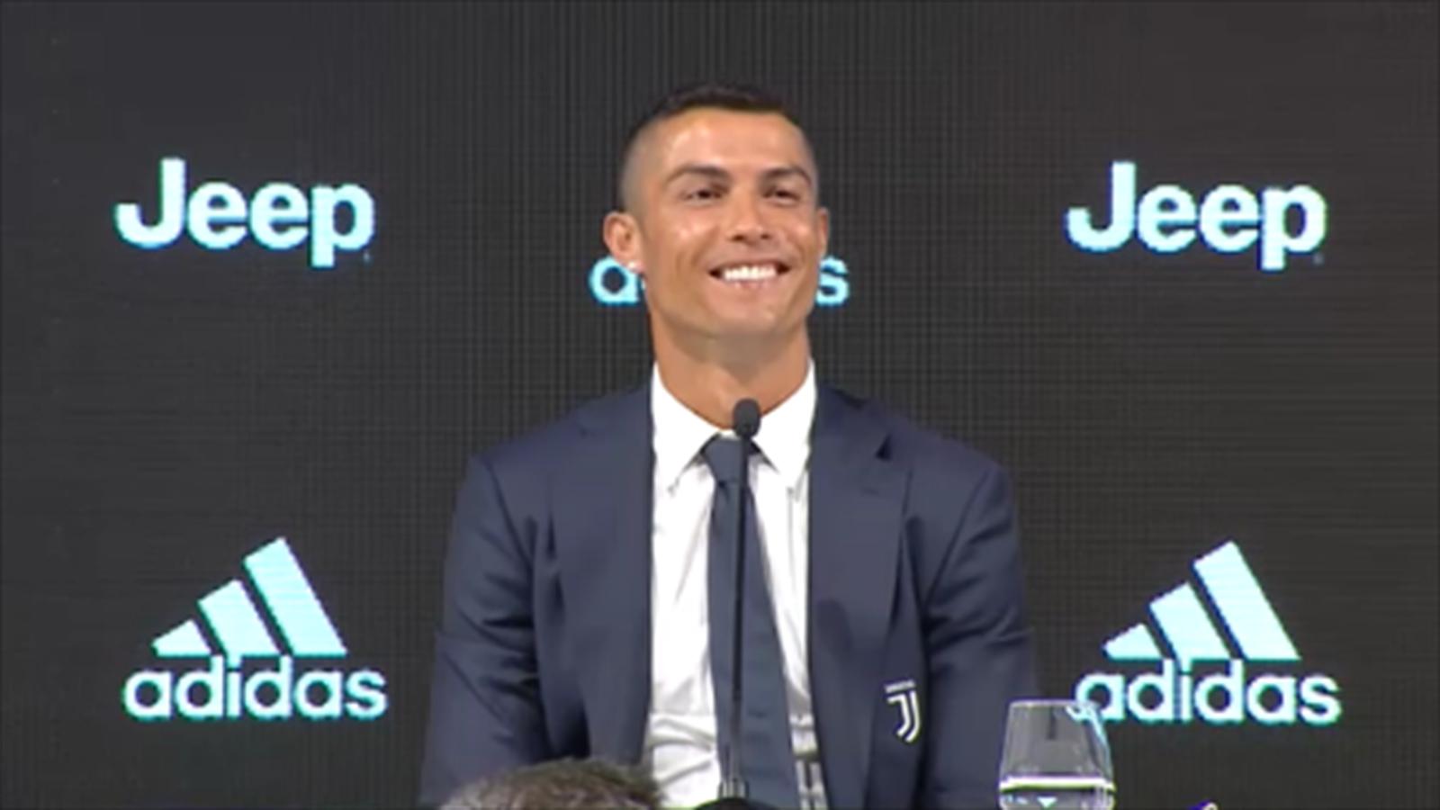 77e67660f L'effetto Cristiano Ronaldo: un'ondata d'entusiasmo che va ben oltre il  tifo - Serie A 2018-2019 - Calcio - Eurosport