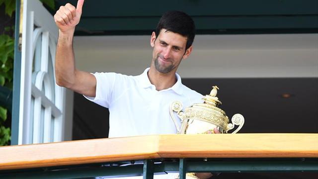 Djokovic dice que Wimbledon fue uno de los mayores éxitos de su carrera