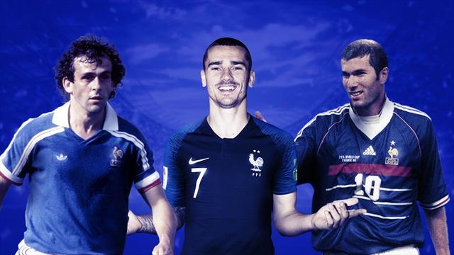 Brésil, Croatie, RFA : Le Top 10 des matches de légende des Bleus