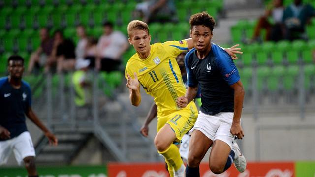 Angleterre U-19 – France U-19 EN DIRECT